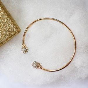 Francesca's Gold Bracelet
